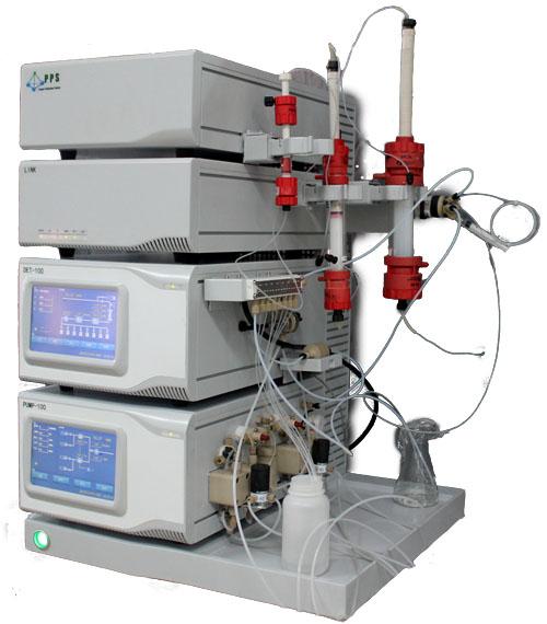 AHtps高通量蛋白层析制备系统